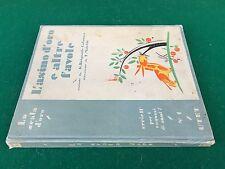 L'ASINO D'ORO E ALTRE FAVOLE La Scala d'oro UTET (1932) Libro illustrato Mateldi
