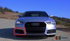 NUOVO Originale Audi A6 15-17 PARAURTI ANTERIORE INFERIORE O / S Destro FENDINEBBIA GRILL 4g0807648b BMT