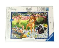 "Ravensburger Disney Collector's Edition Bambi 1000 Piece Puzzle 27"" x 20"" 196777"