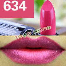1Pcs Creamy Round Lipstick Color 634# Pure Nude 3.5g