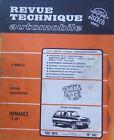 Revue technique RENAULT 5 LS R 1224 RTA N° 342 1975