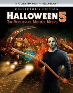 Halloween 5 revenge of michael myers- ULTRA 4K HD Blu Ray - sealed  - preorder
