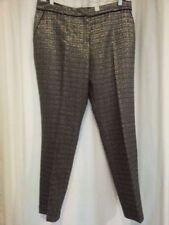 Straight Leg Dress Pants Machine Washable Pants for Women