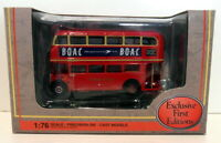 EFE 1/76 scale Diecast - 16406 AEC RT Class bus London Transport Coronation