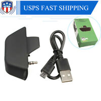 US Wireless Bluetooth 5.0 Headset Adapter 3.5mm Headphone Converter for XBox One