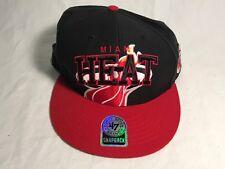 25a257906a2 47 Forty Seven Brand Hardwood Classics NBA Miami Heat Snapback Hat