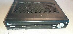 AT&T Motorola U-Verse Model VIP2250 HD DVR Cable Box Receiver- Untested
