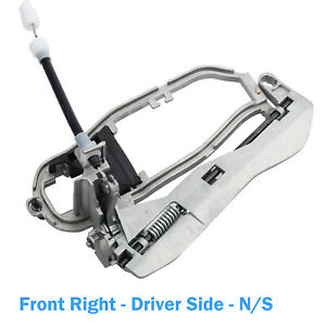 Door Handle Carrier Inner Front Right Driver Side For BMW X5 2000-2006 E53 NEW