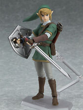 """In STOCK Max Figma """"Link"""" DX Ver Legend of Zelda Twilight Princess Action Figure"""