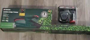 Parkside12v Cordless Hedge Trimmer Charger & 2ah Battery Included 1200rpm PHSA12
