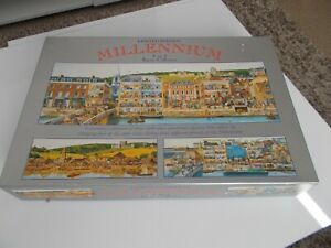 3 x 1000 Piece Amazing Limited Ed Millennium 3 in 1 Jigsaw Collection Panoramic