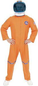 Astronaut Space Suit Explorer Fancy Dress Up Halloween Adult Costume 2 COLORS
