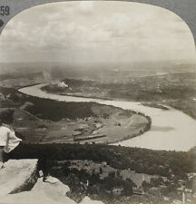 Keystone Stereoview CHATTANOOGA & TENNESSEE River Valley Version B 600/1200 Set