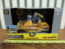 John Deere 850J Dozer With Blade & Ripper By Ertl 1/50th Scale >