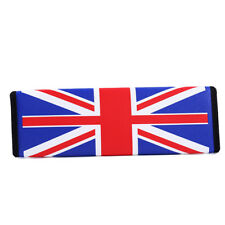 British Flag Red+Blue Car Safety Seat Belt Shoulder Pads Cover Comfortable L