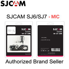 Original SJCAM Accessories External MIC for Camera SJ6 Legend/SJ7 Star/SJ360