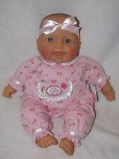 """15"""" Laughing Baby Doll By Berenguer In Pink Outfit"""