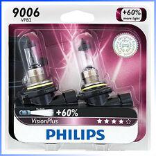 Philips Genuine 9006VPB2 Upgrade VisionPlus Halogen Light Bulb, Made in Germany