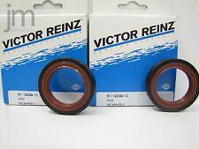 REINZ 81-19299-10 2x Wellendichtring Kurbelwelle Nockenwelle Simmering AUDI VW