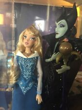 Disney Aurora and Maleficent Doll Fairytale Designer Collection Limited Edition