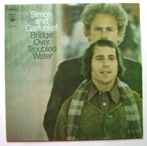 SIMON & GARFUNKEL - Bridge Over troubled Water - CBS - 1970 - TTBE++