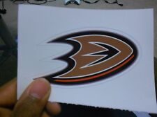 Anaheim Ducks New Logo NHL Decal Sticker 4""