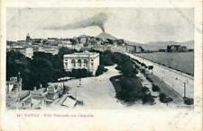 CPA NAPOLI Villa Nazionale con l'Aquario. ITALY (526293)