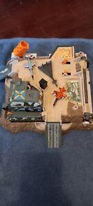 Micro Machines Military Playset Vintage Lewis Galoob - 1996