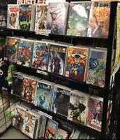 10 Random Comic Grab Bag Lot Mixed Marvel - DC - Independents