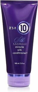 Brand New It's a 10 Haircare Silk Express Miracle Silk Conditioner, 5 fl. oz.