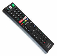 New SONY KD-49XF7596 Genuine Original LED TV Remote Control