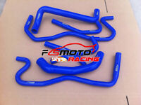 Blue For Holden Commodore VE LS2 L98 SS HSV 6.0 2006- Silicone Radiator Hose Kit