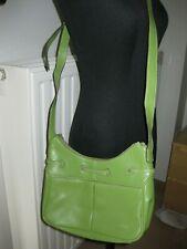 ESPRIT sac à bandoulière vert 28 x 20 cm