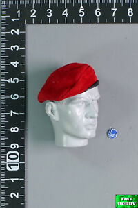 1:6 Scale Verycool VCF-2050 Flecktarn Women Soldier KERR - Red Beret w/ Badge