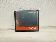SanDisk SAN DISK Ultra 4GB 25MB/s CF Compact Flash Memory Card