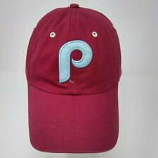 15efdee930ff6 Philadelphia Phillies retro logo Moonlight Graham adjustable strapback hat  cap