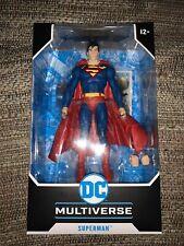 McFarlane Toys DC Multiverse Superman Action Comics #1000 Action Figure