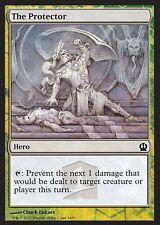 The Protector NM Theros Prerelease Hero Promo MTG Magic Hero's Path UNUSED CODE