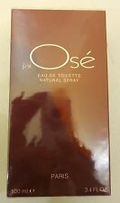 J'ai Ose Eau de Toilette 3.4oz new in box