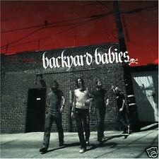 Backyard Babies-stockholm syndrome CD 2004