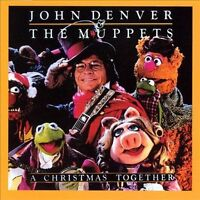 A  Christmas Together by John Denver/The Muppets (CD, Dec-2005, Windstar)