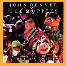 A Christmas Together ~ John Denver & The Muppets CD