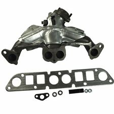 Cast Iron Exhaust Manifold w/Gasket Kit for Cherokee Dakota Truck Wrangler 2.5L