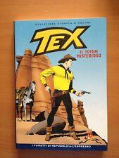Tex. Il totem misterioso - Bonelli / Galleppini - Repubblica / L'Espresso 3504