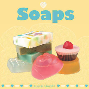 Making Soaps by Elaine Stavert (Paperback) Book