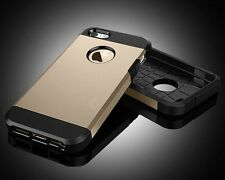 iPhone 7 Hülle Case  Farbe  Gold Top Cover Tasche