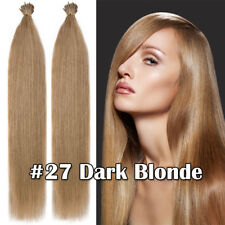 CLEARANCE I Tip Stick Pre-bonded Keratin Glossy Human Remy Hair Extensions P184