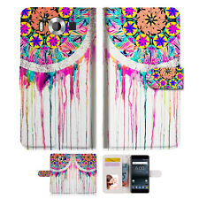 Dream Catcher Wallet Case Cover For Nokia 6 2018 -- A015