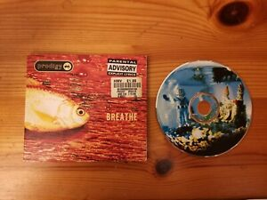 Prodigy: Breathe. CD Single. 1997. NM. Fast Post!!