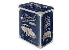 Vintage Retro VW Kitchen Tin, Container, Canister, Tea, Coffee, Sugar Storage